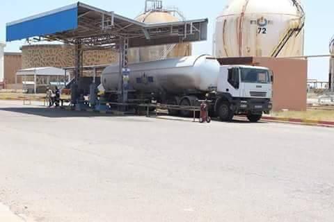 البنزين و الغاز