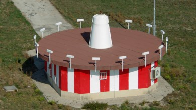أجهزة الملاحة الجوية VOR-DME