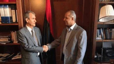 محمد عاشور الضادي الإدارة الدبلوماسية الليبية بالوكالة في دولة الفاتيكان