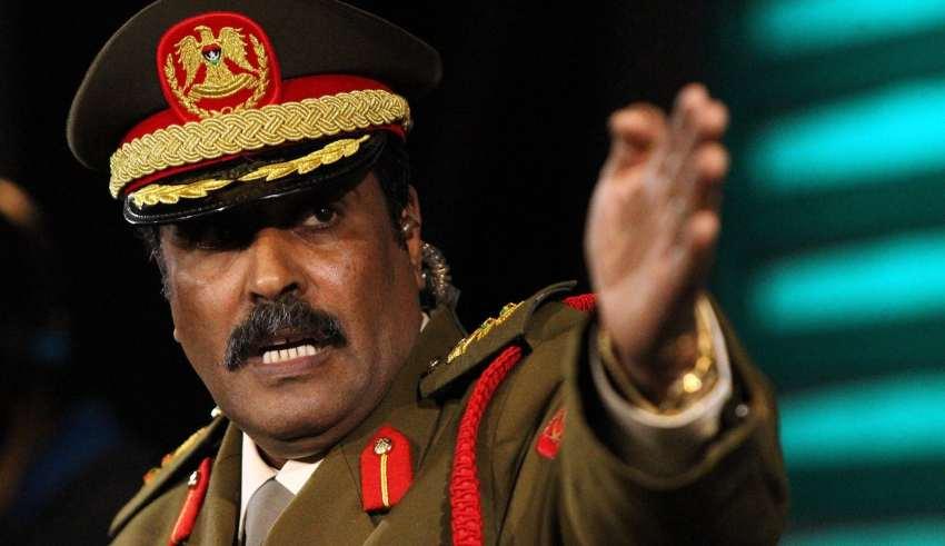 اللواء أحمد المسماري