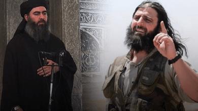 جلال الدين التونسي وأبو بكر البغدادي