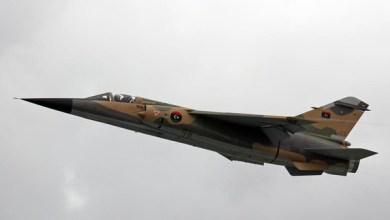 مقاتلات سلاح الجو الليبي