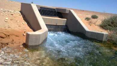 منظومة الحساونة سهل الجفارة بجهاز النهر الصناعي