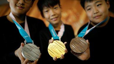 ميداليات دورة ألعاب 2018