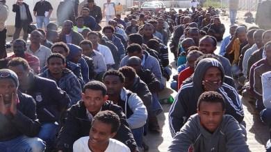 توطين المهاجرين
