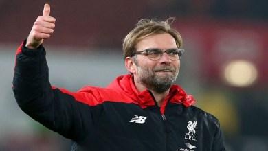 يورغن كلوب مدرب فريق ليفربول الإنجليزي