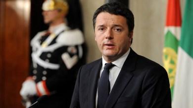 """رئيس الوزراء الإيطالي السابق """"ماتيو رينزي"""""""