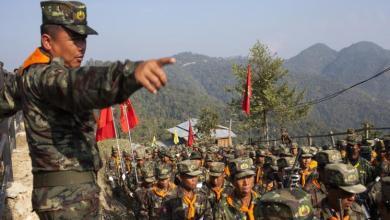 الجيش في ميانمار