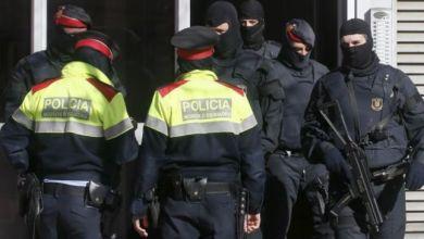 شرطة كتالونيا