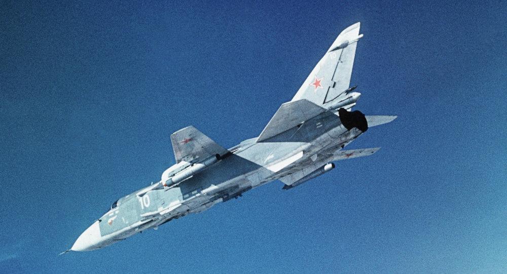 طائرة سوخوي 24