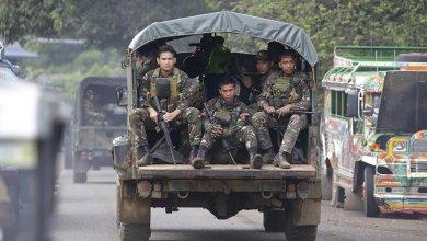 """اشتباكات في """"الفلبين"""" مع """"داعش"""""""
