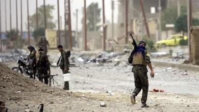 داعش يغادر الرقة