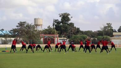 فريق الأهلي بنغازي