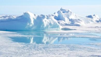 المحيط القطبي الشمالي
