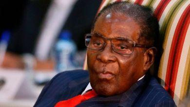 رئيس زيمبابوي روبرت موغابي