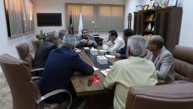حلول مستعجلة للمرافق المتعثرة في بلدية بنغازي