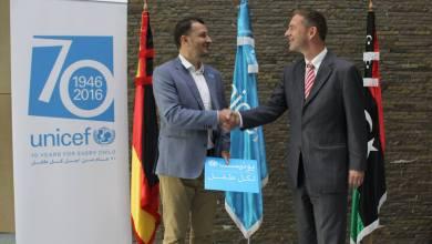 حملة تطعيمات في ليبيا بمشاركة ألمانيا واليونيسيف