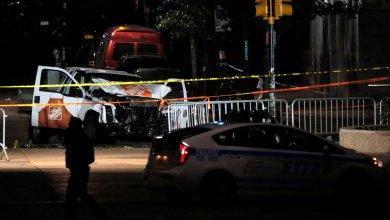 """دهس ثمانية أشخاص في """"نيويورك"""" بشاحنة من مواطني أوزبكستان"""