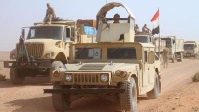قوات موالية للجيش العراقي تتقدم قبل أيام باتجاه مدينة راوة بغرب الأنبار