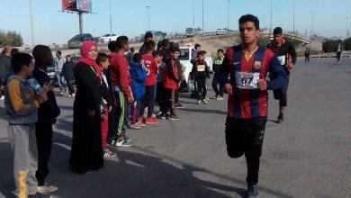 النشاط المدرسي أبوسليم يقيم سباق اختراق الضاحية