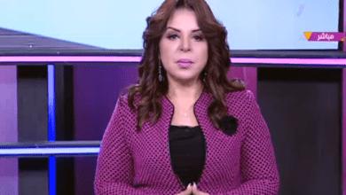 إعلامية مصرية