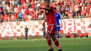 لاعب الأهلي بنغازي الشامخ العبيدي