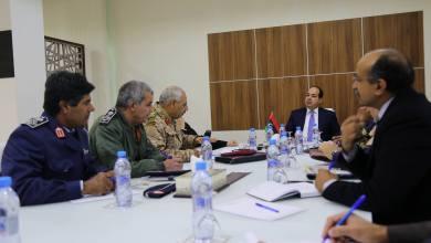 تفعيل الكليات العسكرية التابعة لرئاسة الأركان في طرابلس