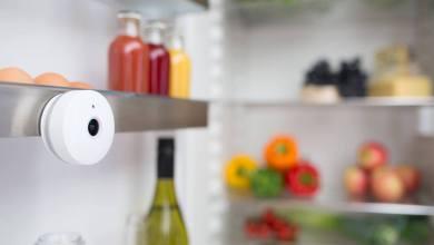 كاميرا Smarter fridge