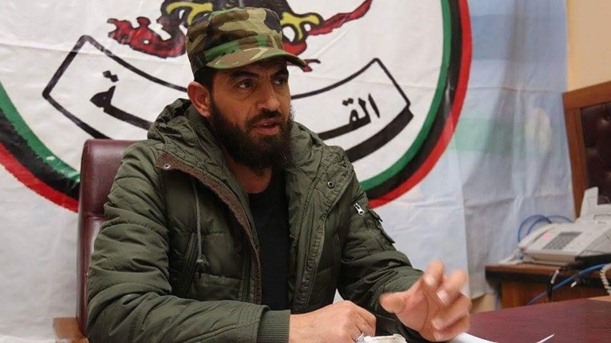 النقيب محمود الورفلي