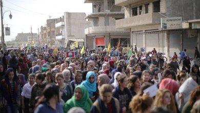منطقة عفرين السورية