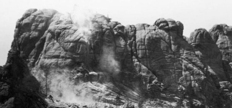جبل روشمور