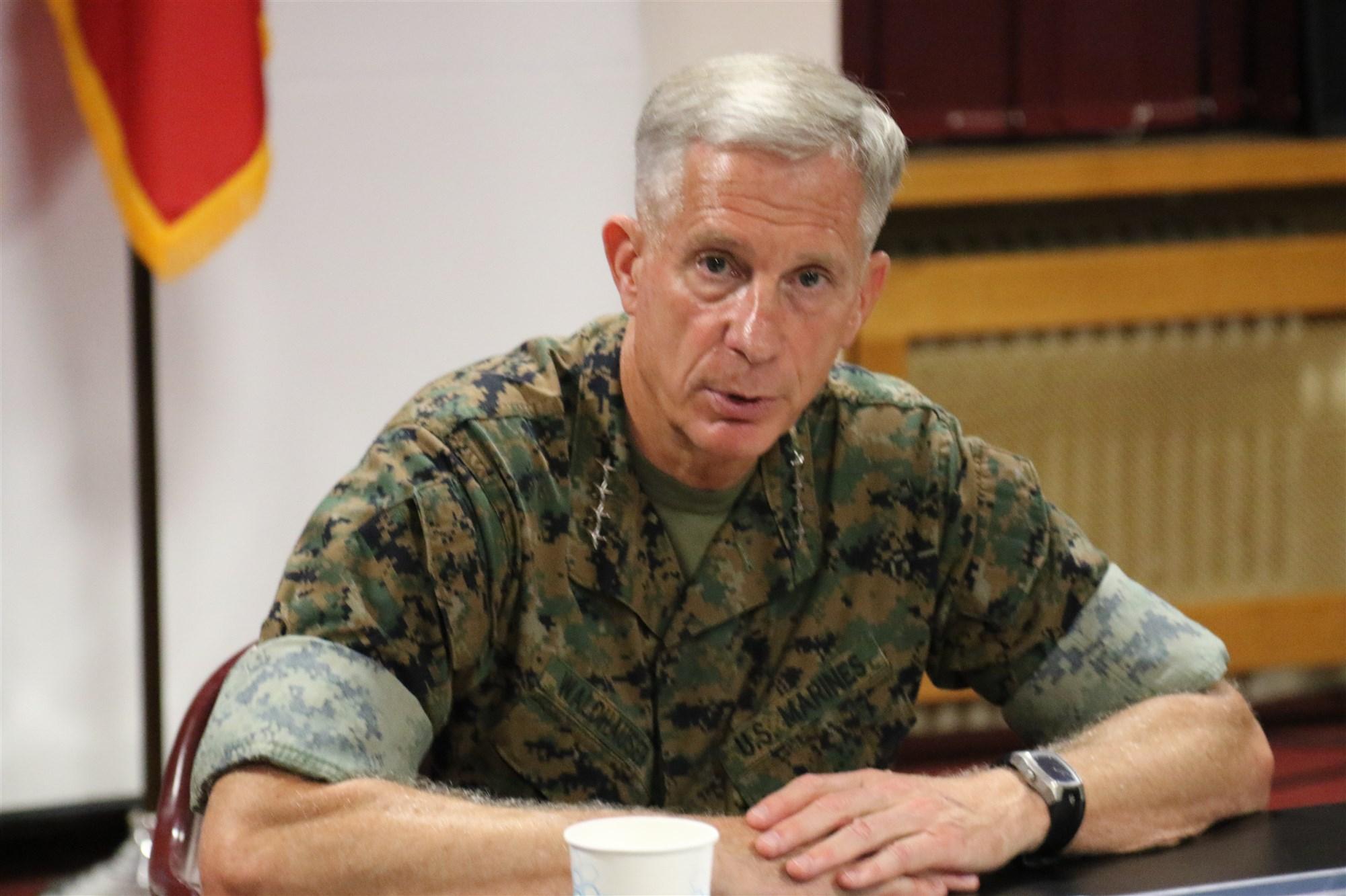 الجنرال توماس وولدهاوزر