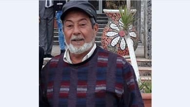 الممثل والكاتب المسرحي علي بحيري