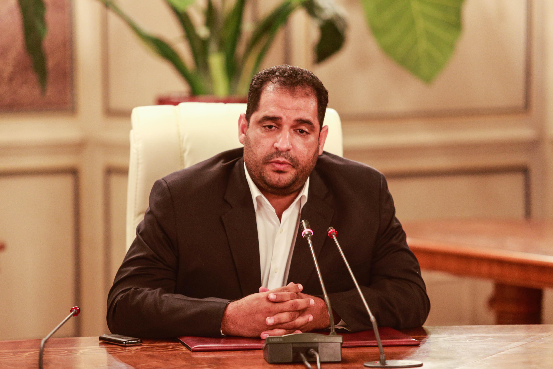 النائب الأول لرئيس المجلس الأعلى للدولة ناجي مختار