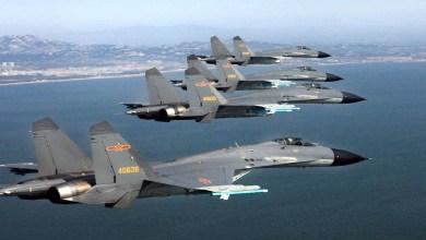 سلاح الجو الصيني