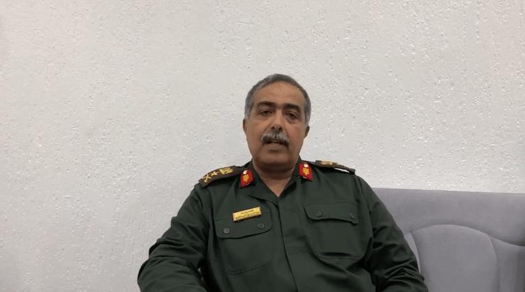 الفريق عبد الرازق الناظوري