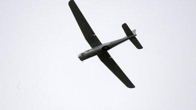 طائرة روسية بدون طيار روسية
