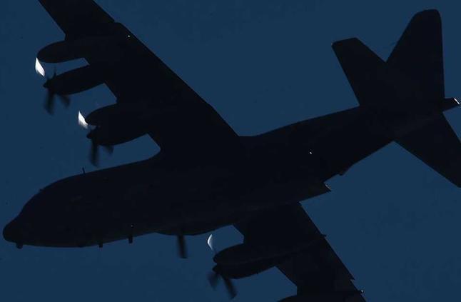 طائرة أمريكية