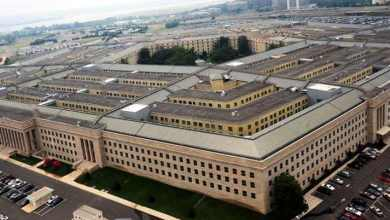 وزارة الدفاع الأميركية البنتاغون