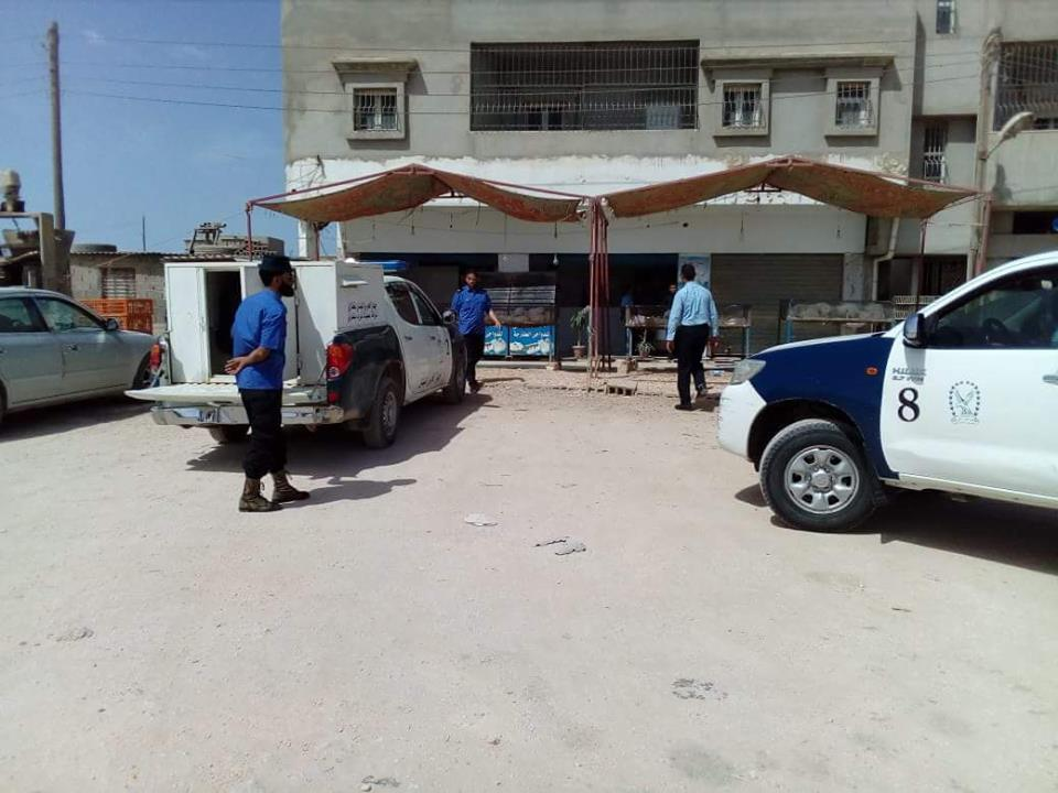 مخابز مُخالفة تهدد صحة المواطنين في بنغازي