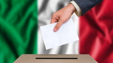 الانتخابات الإيطاليا - تعبيرية