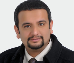 أمين بن مسعود كاتب ومحلل سياسي تونسي