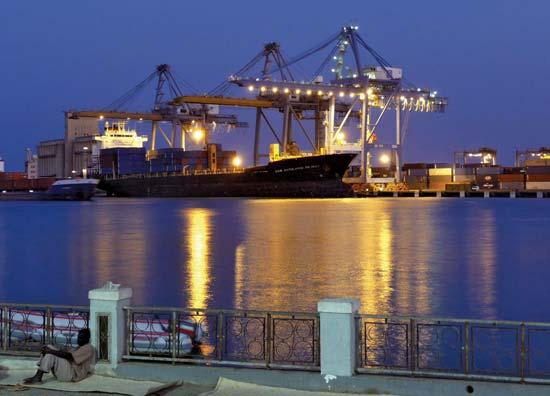 ميناء بورسودان السوداني