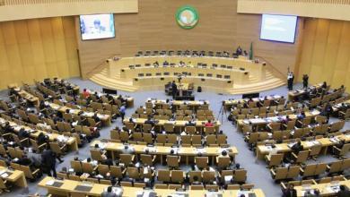 منظمة الوحدة الإفريقية