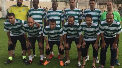 فريق الأهلي طرابلس للقدامي يتأهل للنهائي