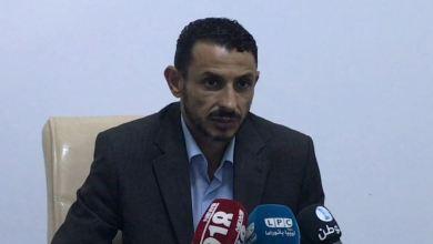 رئيس لجنة تفعيل الأجهزة الأمنية بسرت الزروق سويطي