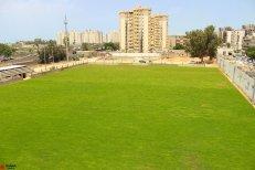الملعب الليبي يكمل تشعيب ملعبه