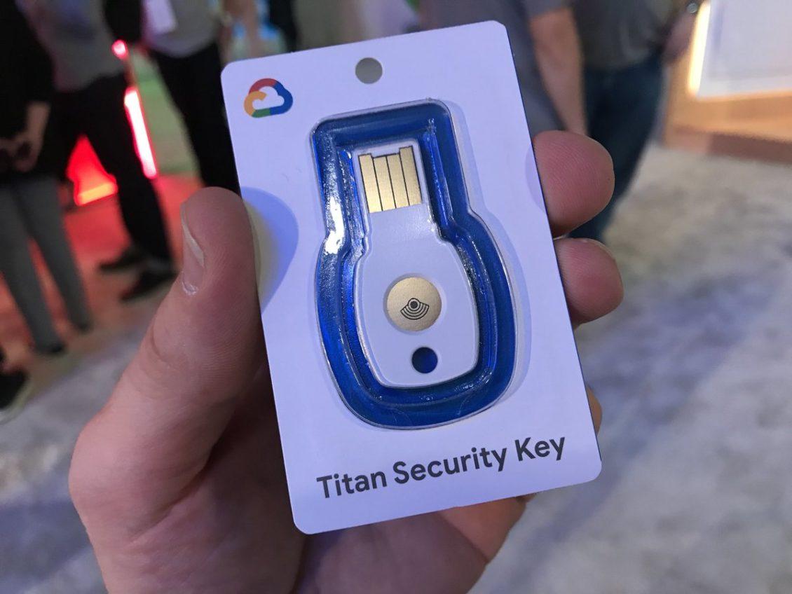 مفتاح غوغل