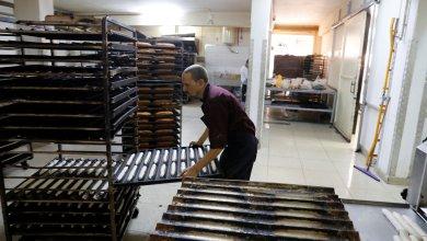 الخبز الليبية