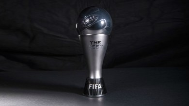 جائزة أفضل لاعب في العالم